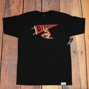 Diamond Supply Co. T Shirt / Black Color/